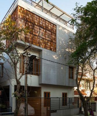 The Abacus House / studioXS