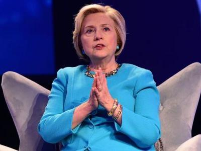 Hillary Clinton blames the GOP for the deep political divide, but concedes she'd like to 'take back' some things she said