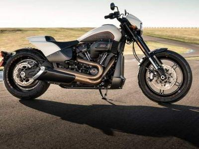 2019 Harley-Davidson FXDR Power Cruiser First Look Preview