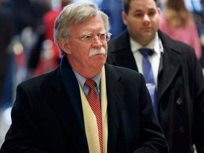 Trump's new top security adviser wants to bomb Iran and tear up the nuclear deal