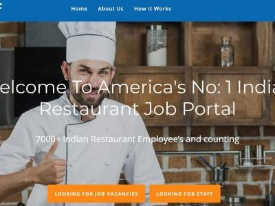 TadkaChef Helps Curry Chef's Get Indian Restaurant Jobs