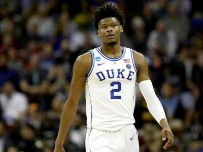 March Madness 2019: Will Duke's Cam Reddish play against Michigan State?