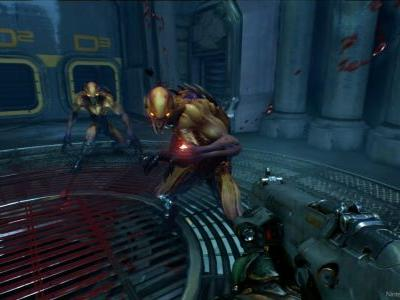 DOOM Adds Motion Controls, Party System In 1.1 Update