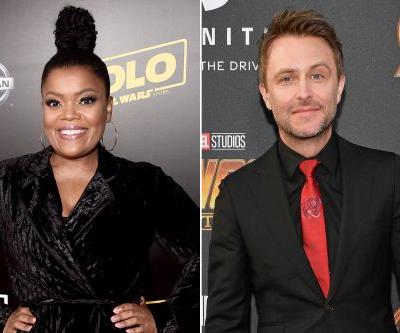 Yvette Nicole Brown replacing Chris Hardwick at Comic-Con for 'Walking Dead' panel
