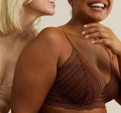 Zara's Lingerie-Based Sister Brand Finally Just Launched in the US