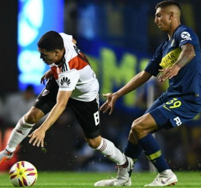 'The most beautiful game in the world' - Boca v River final will be like a Barca v Madrid Champions League final