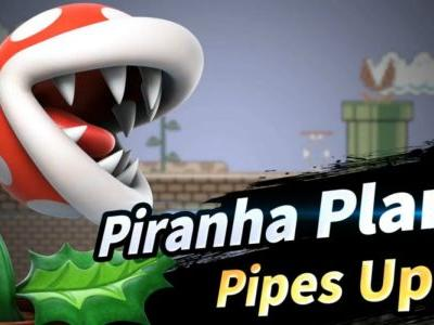 Super Smash Bros. Ultimate: How To Unlock The DLC Character Piranha Plant