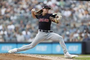 Indians starter Mike Clevinger to have left knee surgery
