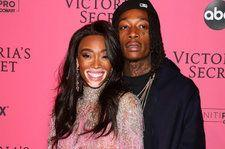 Wiz Khalifa & Winnie Harlow Make Red-Carpet Debut as a Couple at Victoria's Secret Fashion Show