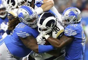 Todd Gurley-led Rams beat Lions 30-16, clinch NFC West title