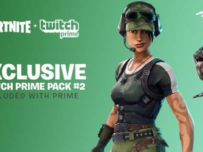 Snag Exclusive Goodies with the Free Fortnite Twitch Prime Pack 2 Tomorrow