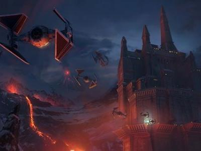 10 Pieces Of Unused Concept Art Which Would Have Changed The STAR WARS Sequels Forever