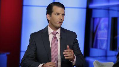 Trump Jr., Manafort To Testify On Russia Ties Before Senate Judiciary Committee