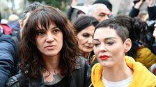 Rose McGowan Rises In Defense Of Bourdain Girlfriend Asia Argento: 'There Is No One To Blame'