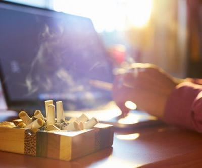Thirdhand Smoke Found to Increase Lung Cancer Risk in Mice