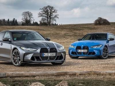 The New BMW M3 And M4 Competition xDrive Models Do 0-62 In 3.5sec