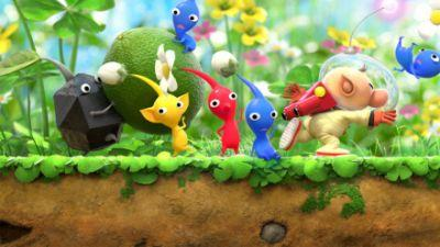 Hey! Pikmin Review - Imitation gameplay