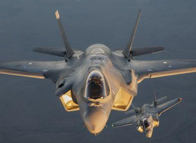 This strange mod to the F-35 kills its stealth near Russian defenses - and there's good reason for that