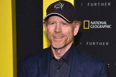 Ron Howard: It's 'gratifying' to be asked to work on Star Wars