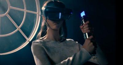 Star Wars: Jedi Challenges puts an AR lightsaber in your hands