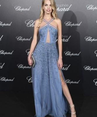 Daphne Groeneveld was stunning in GEORGES HOBEIKA at the Award