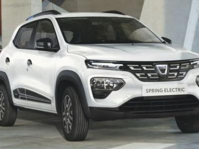 The Dacia Spring Electric Will Be The Lowest-Priced Electric In Europe
