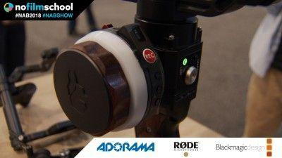 Meet the Tilta Nucleus-M, a Complete Wireless Follow Focus System