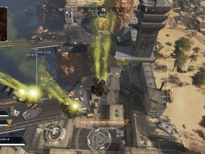EA plans to bring Apex Legends to mobile devices