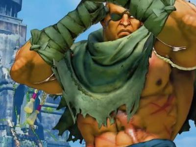 Street Fighter V Trailer Shows Off Sagat And Presidential G For The First Time