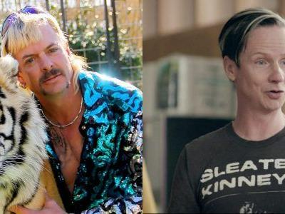 Kate McKinnon's 'Joe Exotic' Series Casts John Cameron Mitchell as Its Tiger King