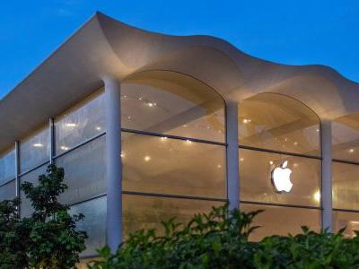 The all-new Apple Aventura: A tropical Apple Store inspired by the coast