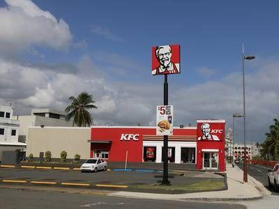 KFC sold out of Beyond Fried Chicken on trial day