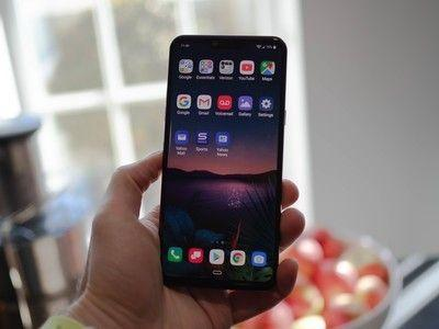 Pre-order the new LG G8 at Sprint and get a $150 gift card