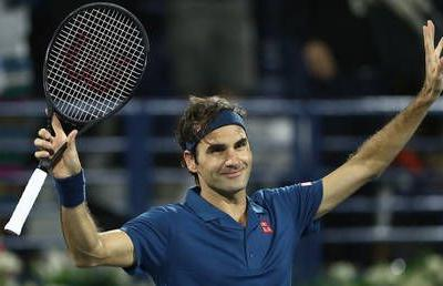 100 not out! Federer becomes 2nd player to win century of ATP singles titles at Dubai Open