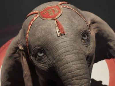New Dumbo Sneak Peek Shows the Magic of a Flying Elephant