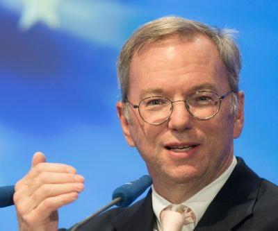 Former Google CEO Eric Schmidt will leave Alphabet's board after 18 years