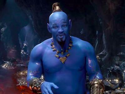 See Will Smith as Genie in action in new 'Aladdin' trailer