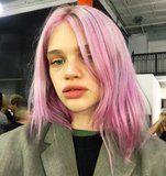 "Why ""Rose Quartz"" Will Be the Hottest Hair Colour For Spring 2018"