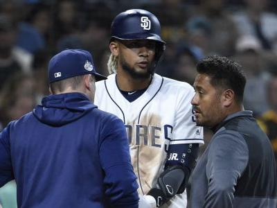 Fernando Tatis Jr. injury update: Padres place star rookie on 10-day IL