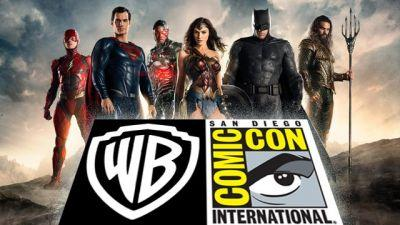 Live Blog Updates from the Warner Bros Pictures Comic-Con Panel