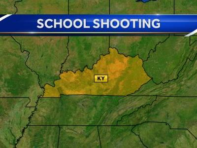 At least one dead, multiple people shot at Kentucky high school