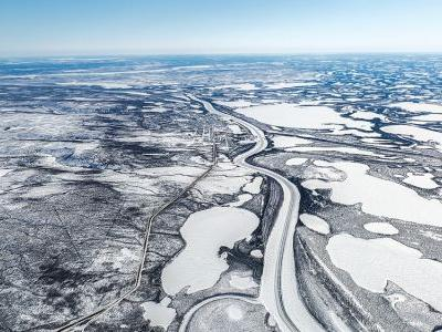 Global Warming Is Closing Canadian Ice Roads For Good