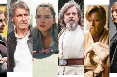 Rey's Parents Finally Revealed in The Last JediThe Last