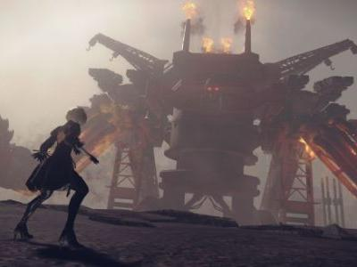 Check Out NieR: Automata's Game of the YoRHa Edition in February
