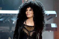 Cher Turns Back Time at The 2017 BBMAs