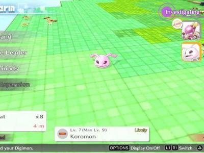 How To Raise CAM In Digimon Story: Cyber Sleuth - Hacker's Memory