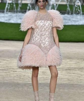 Kaia Gerber Made Her Couture Runway Debut In ChanelClick through