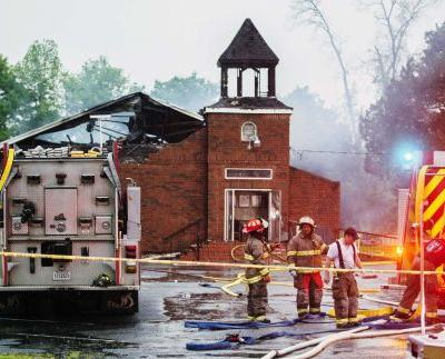 Notre Dame fundraising inspires nearly $2 million in donations to rebuild burned Louisiana churches