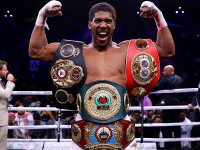 Anthony Joshua 'would love' unification bout with Deontay Wilder, open to Andy Ruiz Jr. trilogy