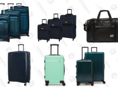 Save On Hundreds Of Luggage Pieces From Nordstrom Rack's Travel Flash Sale